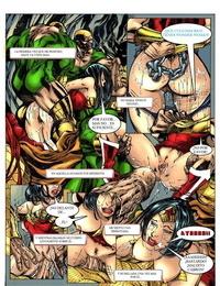 Wonder Woman vs Warlord Spanish El Boliche - part 2