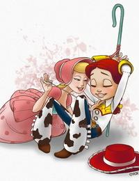 Jessie - Toy Story - part 2