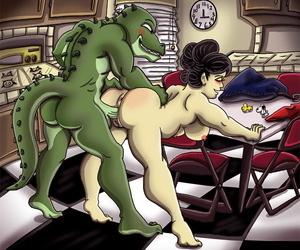 Reptiles 22 - fixing 4