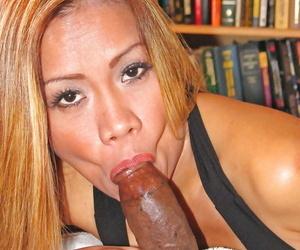 Mature Latina with a hairy pussy Mika Kani has it fucked hardcore