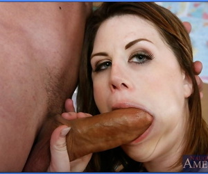 Of age BBW instructor Lisa Sparxxx gets a chubby horseshit just about her mouth and pussy