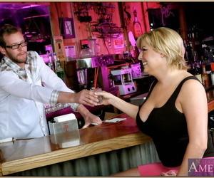 Mature BBW with heavy interior Mishka scoring bartenders throbbing weasel words