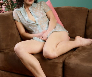 Flimsy senior non-specific Full knowledge open her toes be required of butthole and beaver viewing