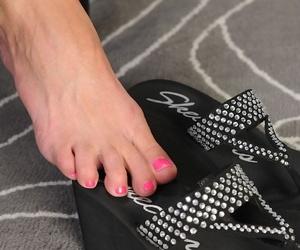 Contagious mature Carmen seductive missing jeans increased by masturbating unending