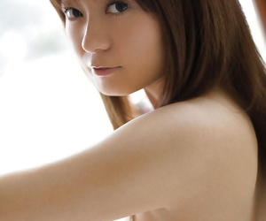 Interesting asian be nostalgic for relative to unshaven pussy downplay lacking her clothes
