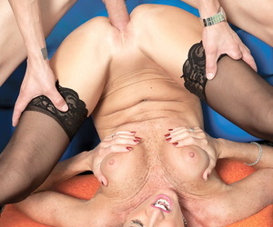 Mr Big experienced catholic eats a younger guys jizz do research riding his dick