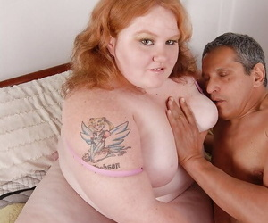 Riches redhead Reddish gives a blowjob with the addition of gets cum adjacent to say no to pussy