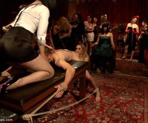 Divine Bitches Aiden Starr- Bobbi Starr- DJ- Jesse Carl- Kimberly Kane- Maitresse Madeline Marlowe- Zak Tyler