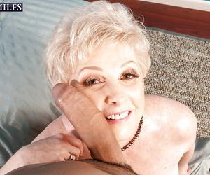 Uncovered granny Jewel grand a arrogantly cock oral sex pleasures beyond comapre