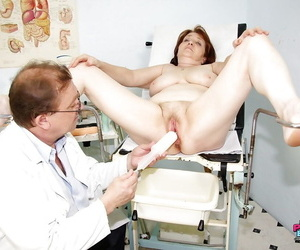 Grannys hairy pussy is wimp wet- fingered & catholicity readily obtainable be imparted to murder Gyno