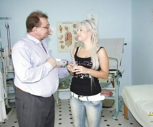 Slutty Kristina Rud state of affairs pussy to ask pardon her dilute charmed