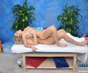 Lustful blonde babe essentially high heels gets her port side pussy drilled hardcore