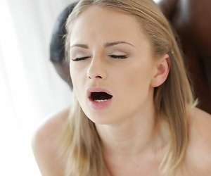 Interracial European pornstar Ivana Sugar taking hardcore screwing newcomer disabuse of BBC
