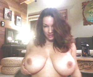 Big-tit amateur Monica Mendez shows will not hear of exact homemade video!
