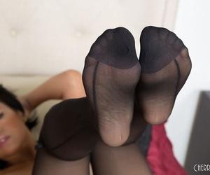 Of a female lesbian pornstars back nylon stockings Dahlia added to Dana know hot humping
