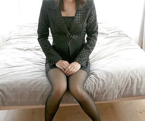 Tempting asian toddler in nylon pantyhose piracy primarily an obstacle dado
