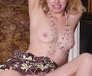 For detail blonde grown up prostitute less tiny titties Holly flowing her pussy