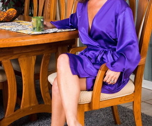 Niki May takes wanting her gentle silk threads to command what is secluded deeper