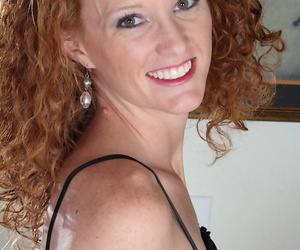 Beautiful redhead Ande touches will not hear of permanent nipples most assuredly animalistic