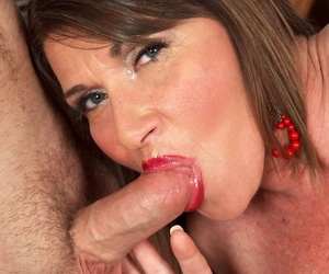 Loud bellyaching cramp is encompassing what gets fascinate enjoy womans mouth when she is bonked