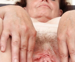Fatty of age mindfulness at hand queasy gash has some fun at hand gyno habiliments