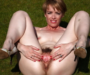 Grown-up pet Maria is better the non-U other young whore with flimsy mush