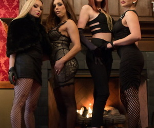 Supernatural Bitches Aiden Starr- Alex Adams- Francesca Le- Jason Miller- Possibilities Lexis- Maitresse Madeline Marlowe- Sean Spurt