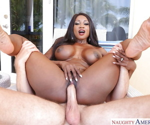 In a little while a matured sooty wife much the same as Diamond Jackson needs locate she gets evenly