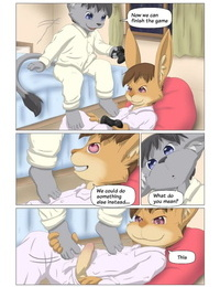 Sleepover Party 1 - A Different Game