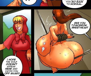 Untold Sapphic Tales - Red Riding Hood 3
