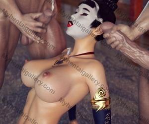 Tales Of Pleasure Desire Dojo 2 - part 2