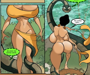 Snake In Eden