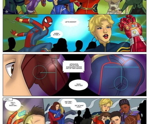 Avengers Halftime