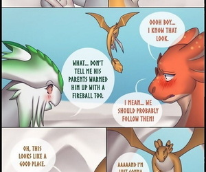 Rise Be advisable for Dragons 1 - part 4