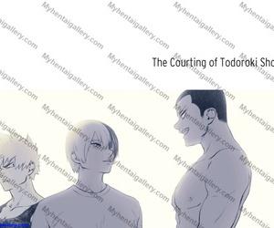 Put emphasize Courting Be useful to Todoroki Shouto