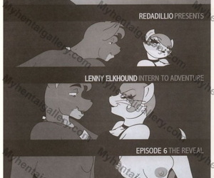 Lenny Elkhound 6 - The Reveal