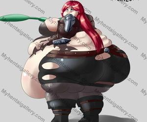 Katarinas Weight Gain
