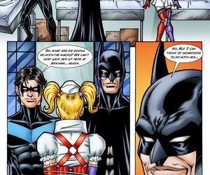 Candystriper And Nightwing Be prostrated initiate Harley Q…
