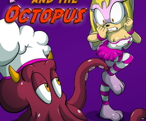 Hedgehoglove – The Rabbit and the Octopus