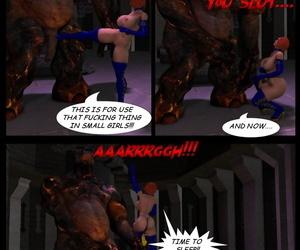 BATBABE UNIVERSE – Batbabe Vs Troll