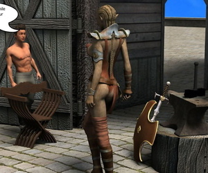 Vger – Be passed on Making love Elf Quest 2