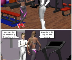 Two Mama Models – Chapters 3 – Vger
