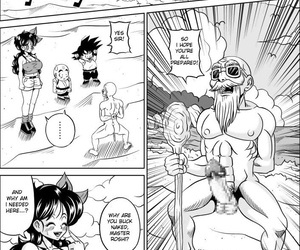 Muscleman – Master Roshi's Training