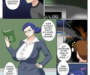 BlueBullPen – Taming My Busty Female Teacher
