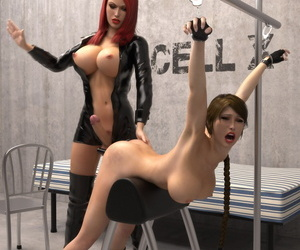 DeTomasso – BDSM At Area 51 With Lara Croft