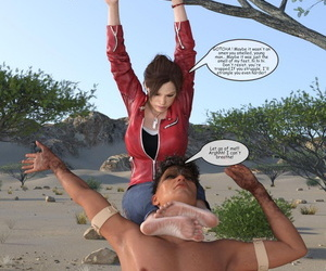 NightwingDomination.-.Resident Evil Make an issue of isolated Clan