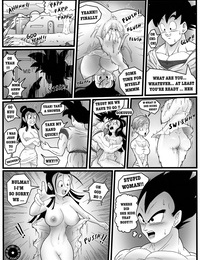 Dark Toons Cave – Saiyan's Wives Priorities Dragon Ball Super
