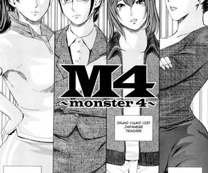 Dual Ningen – M4 Monster4