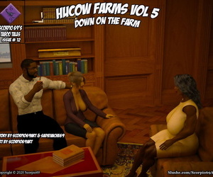 scorpio69- Hucow Farms Vol 5- Down On The Farm