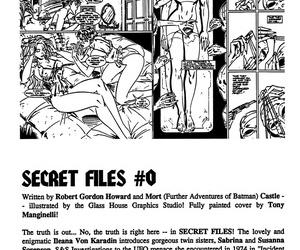 Secret Holograph – The Strange Line of reasoning 1